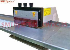 深圳厂家特价供应切板机 多刀式led灯条分板机,CWVC-3S pcb铝基板3组刀分板机