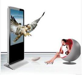 55寸苹果广告机 落地广告机 立式高清广告机