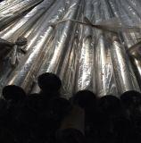 上海201不鏽鋼黑鈦管 真空電鍍不鏽鋼管