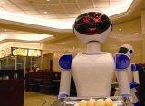机器人来山东卡特智能机器人 机器人餐厅服务