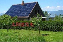 自家太阳能发电低成本 光伏发电行业专家——【屹远科技】 发电设备原理介绍