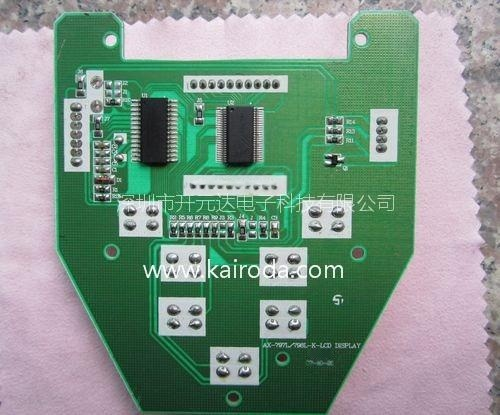 LCD液晶显示器热水煲控制板PCB电路板线路板电子产品开发设计