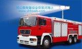 上海河圣供应GD-65-2000J直立式大功率升降照明系统