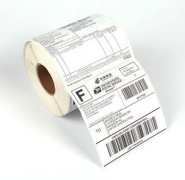 E邮宝不干胶热敏标签纸100 100 500 邮政国际物流 EUB条码纸