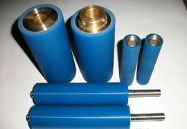 嘉盛胶辊厂家直销  无溶剂复合设备胶辊  印刷胶辊
