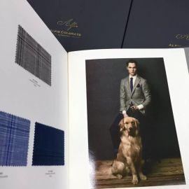 意大利进口面料ALFIE COLORATO(阿尔菲)画册正式上市,欢迎预约样册