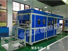 湖南防水膜吸塑机 XPE防水膜专用全自动吸塑机 骏精赛牌