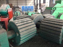 新疆平模造粒机 双模造粒机 有机肥设备 有机肥生产线
