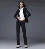 厂家定制职业装套装白领工作服韩版OL气质正装两件套