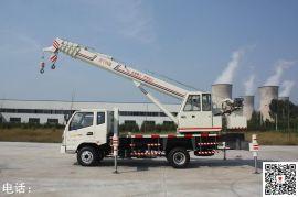 济宁四通吊车厂家品牌STSQ10C汽车起重机10吨吊车
