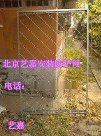 北京东城朝阳门专业防护栏护窗安装家庭防盗窗不锈钢窗户防盗网