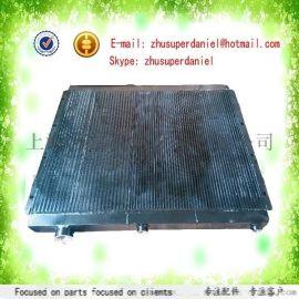 1623068900 GA90阿特拉斯螺杆压缩机铝制板翅式换热器水冷却器