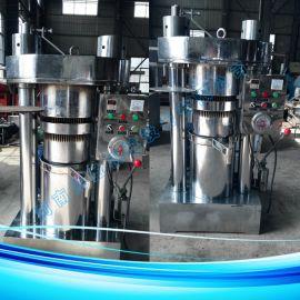 全自动液压榨油机,液压榨油机