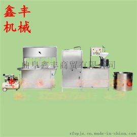 山东豆腐机哪家好 小型豆腐机价格 鑫丰自动豆腐机厂家直销
