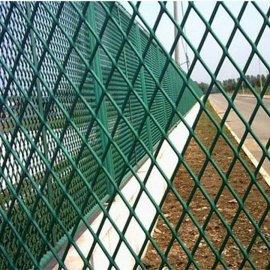 高速公路防眩网菱形孔护栏