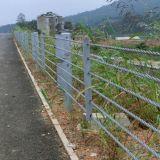 四川缆索护栏厂家、5索绳索护栏网