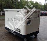 上海15KW汽油發電機