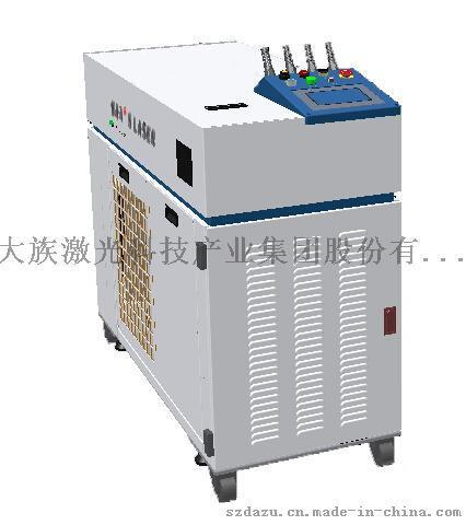 WCF80多光纤输出脉冲YAG激光器,电路板焊接、五金焊接、汽车零件激光焊接、点焊机
