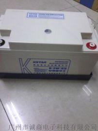 科士达免维护铅酸蓄电池12V65AH(UPS电源专用)