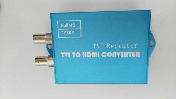 AHD/TVI 轉HDMI 轉換器 三合一轉換器
