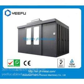 深圳怡富精密机械冷通道机房