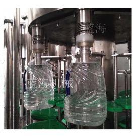 蓝海定制纯净水灌装机 3-5升全自动桶装水灌装设备 桶装水灌装机