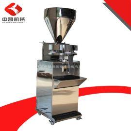 厂家直销1000g咖啡袋灌装机 半自动食品袋装、瓶装颗粒灌装机