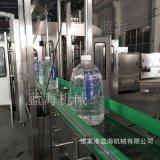 全自动5加仑桶装水灌装机生产线液体灌装机矿泉纯净水瓶装生产线