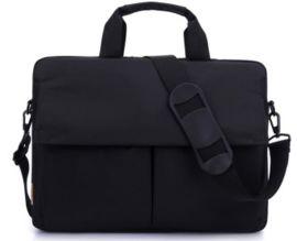 定制商务公文包馈赠礼品广告包  手提单肩包两用电脑包定做