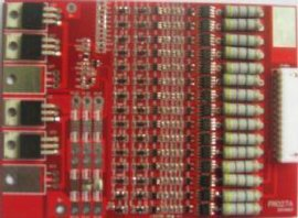 15节锂电池保护板