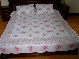全棉工艺绗缝被,空调被(XD-0912-2)
