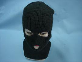 针织三孔帽 CS 飞虎队反恐帽 登山防护帽 特种部队防护帽