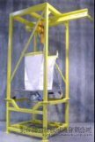 博陽爲用戶量身定製氧化鋁粉噸袋卸料站、管鏈輸送機