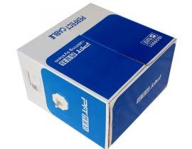 深圳普菲特CCA0.51铜包铝超五类网线 综合室内双绞网络监控宽带专用线缆