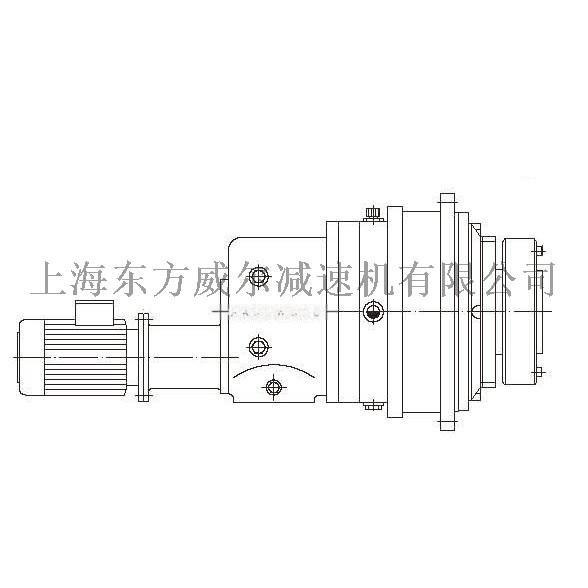 东方威尔P3S12行星齿轮减速机厂家直销、货期短