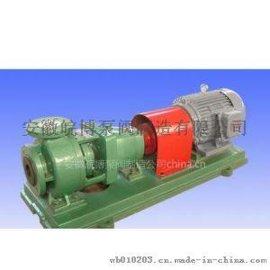 IHS离心式氟塑料耐腐蚀化工泵