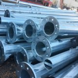 供应华兴10KV-35KV电力钢杆及钢桩基础