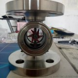 耐高溫耐氧化不鏽鋼葉輪視鏡河北鑫涌DN80法蘭視鏡