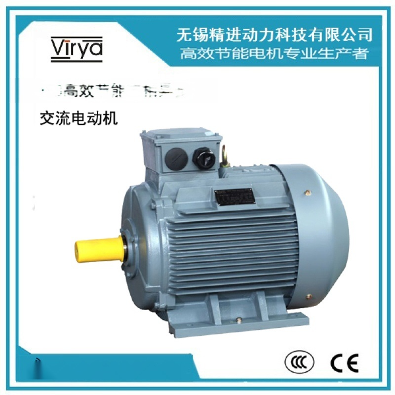 Virya电机YE3系列高效率三相异步电动机