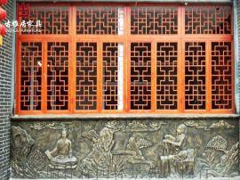 畢節廠家定制實木花格仿古門窗雕花門窗定做