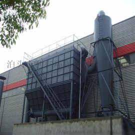 河北耐高温布袋除尘器高温烟气粉尘处理设备