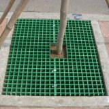 玻璃鋼纖維格柵 樹脂複合網格板無磁性