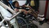 残疾人爬楼机电动爬楼车苏州市大庆市启运机械