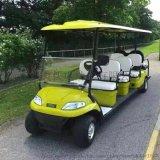 8人座電動高爾夫球車