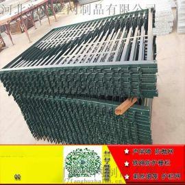 安平恺嵘供应角度金属网片防护栅栏生产厂家