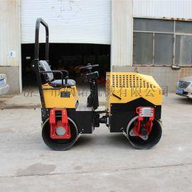 1吨压路机厂家 手扶座驾压路机 沥青路面压实机