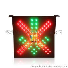 单面紅叉綠箭,收费站紅叉綠箭,东莞紅叉綠箭生产厂家