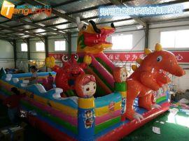 贵阳儿童充气蹦蹦床生产厂家 充气城堡价格 充气滑梯蹦床厂家直销