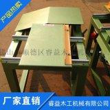 厂家直销睿益木工机械简易推台锯 木工开料 断料锯