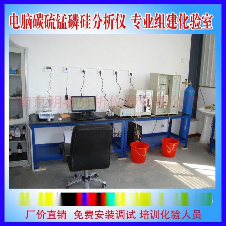 供应球墨铸铁盘插分析仪 南京明睿MR-CS-F型